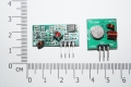433M Superregeneration Wireless Transmitter Module + Receiver Module